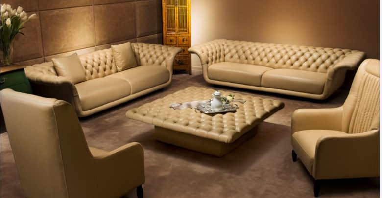 Enjoy The Magnificent Look Style And Comfort Of 2018 Leather Sofa Sets