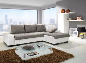 Get a fresh and soft look with 2018 white sofa tables