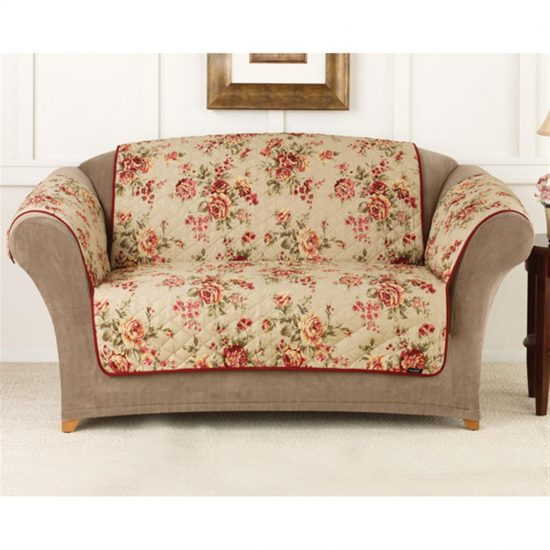 Renew your living space with a trendy look by Sofa slip covers