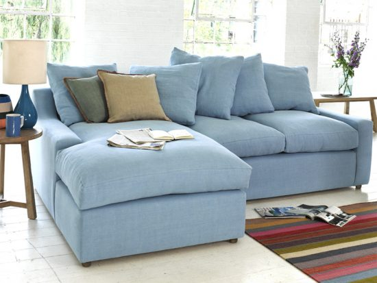 Small Corner Sofas Your Dream Pieces To Save Space With