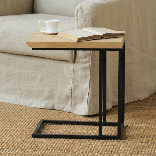 Sofa Side Tables; The Final Decorative and Functional Touch into Your Living Space