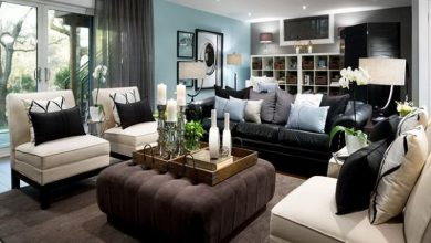 Sofa end table designs for modern living spaces