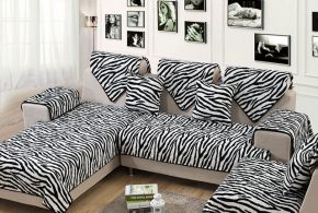 Sure-fit sofa covers for new living space trendy style with protection and care